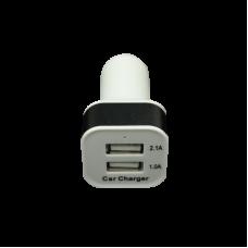 Разветвитель гнезда прикуривателя INTEGO 2 USB