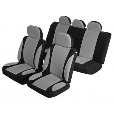 Комплект автомобильных чехлов AZARD Sky Jet, Серые