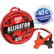 Провода для прикуривания. ALLIGATOR 400А.
