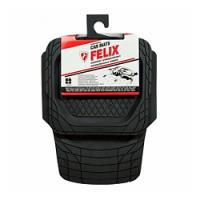 Автомобильные коврики «FELIX», черный, 4 шт.