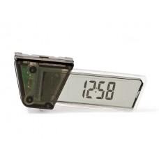 Часы электронные, прозрачные