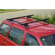 """Багажник """"Муравей"""" на а/м с рейлингами ВАЗ 2111, иномарки. L=120см"""