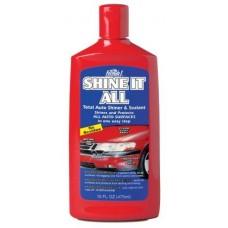 SHINE IT ALL Formula 1® Универсальный защитный полироль, 475 мл