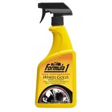 WHELL GOLD™ ALL WHELL Formula 1® Очиститель колесных дисков (спрей),654 мл