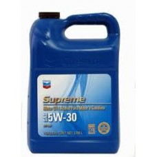 Chevron Supreme Motor Oil SAE 5W-30, 3,785 л