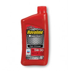 Chevron Havoline High Mileage Motor Oils SAE 5W-30, 946 мл