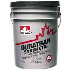 Трансмиссионное • гидравлическое масло Petro-Canada Durantran Synthetic  20л