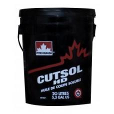 Смазочно-охлаждающая жидкость (СОЖ) PETRO-CANADA Cutsol HD (20 л)