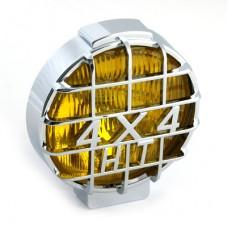 Фара противотуманная HT-8038, 4x4, желтая