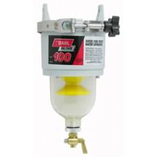Фильтр-сепаратор топлива с подогревом